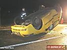 Verkehrsunfall mit Menschenrettung