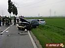5 Verletzte bei schwerem Verkehrsunfall