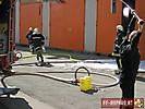 Dreharbeiten im AKW Zwentendorf