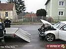 Verkehrsunfall Hauptstraße